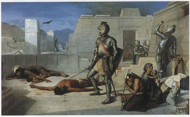 Hernán Cortés V