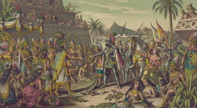 Hernán Cortés VI