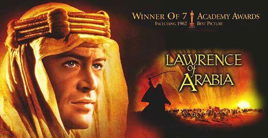 La película: Lawrence de Arabia