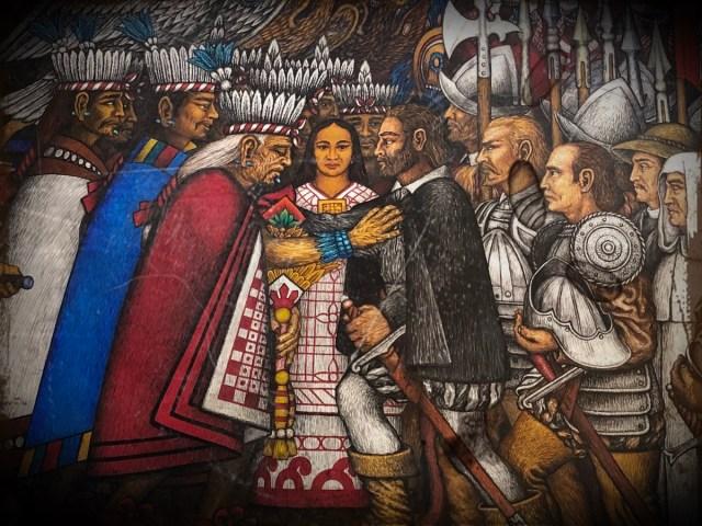 """El podcast: """"LA CONQUISTA DE MÉXICO, III PARTE. Los tlaxcaltecas."""""""