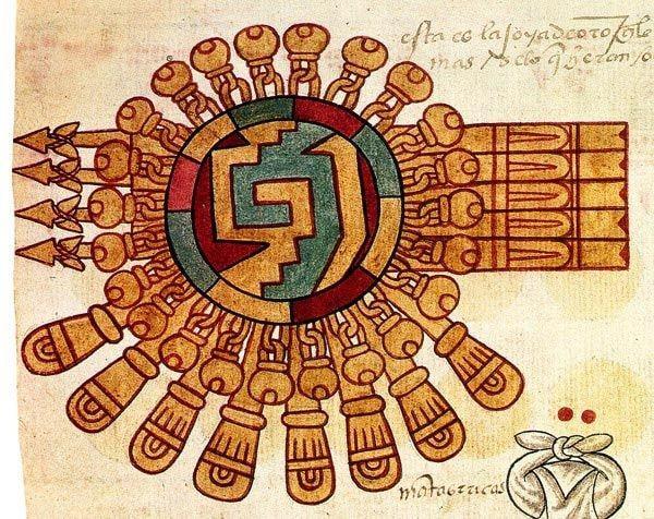 El primer tesoro de Hernán Cortés.