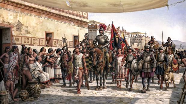 """El podcast: """"La conquista de México, IV. La llegada a Tenochtitlan"""""""