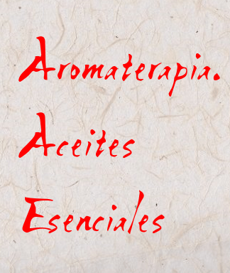 Aromaterapia y Aceites Esenciales