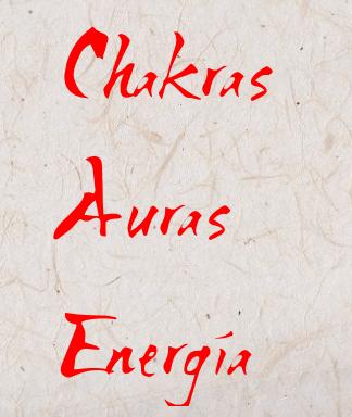 Chakras, Auras Y Energía Espiritual