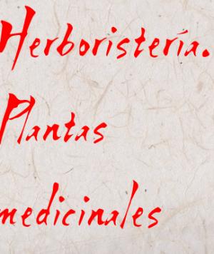 Herboristería, plantas medicinales, fitoterapia