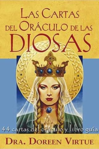 LAS CARTAS DEL ORÁCULO DE LAS DIOSAS