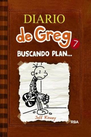 Diario de Greg 7: Buscando plan…