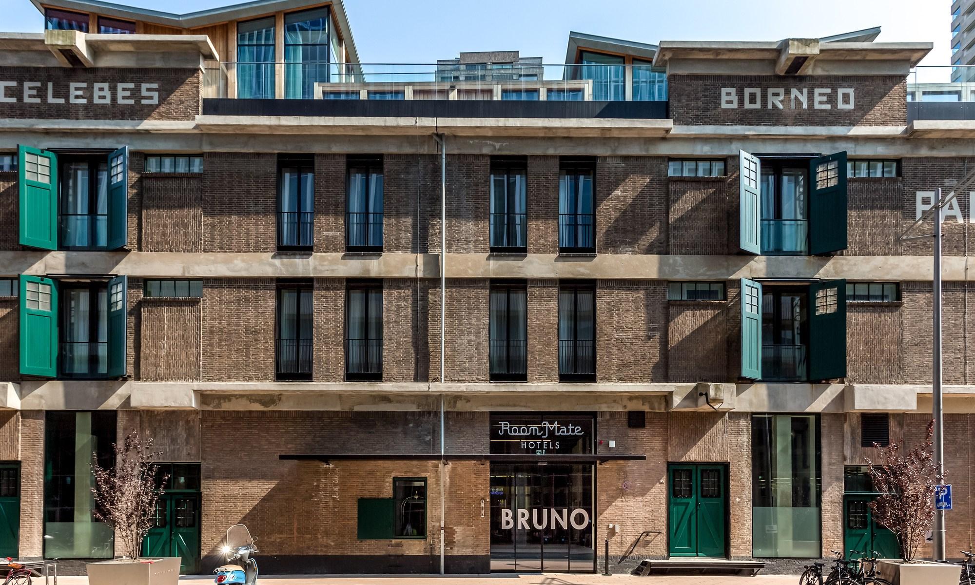 room mate bruno Rotterdam 1