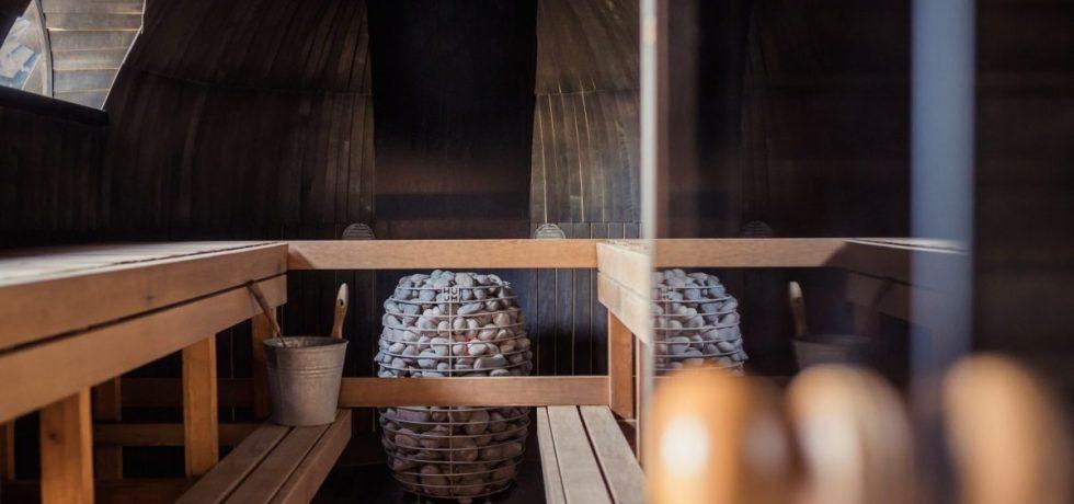 libbie's column: waarom naar de sauna gaan met stress geen goed idee is