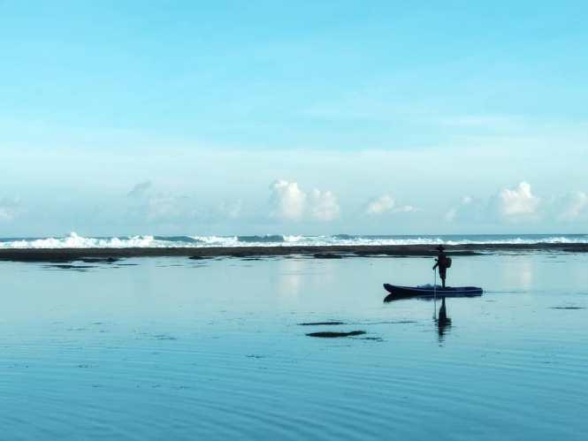 Foto Pantai Gunung Payung Bali, Cara Pergi Ke Pantai Gunung Payung