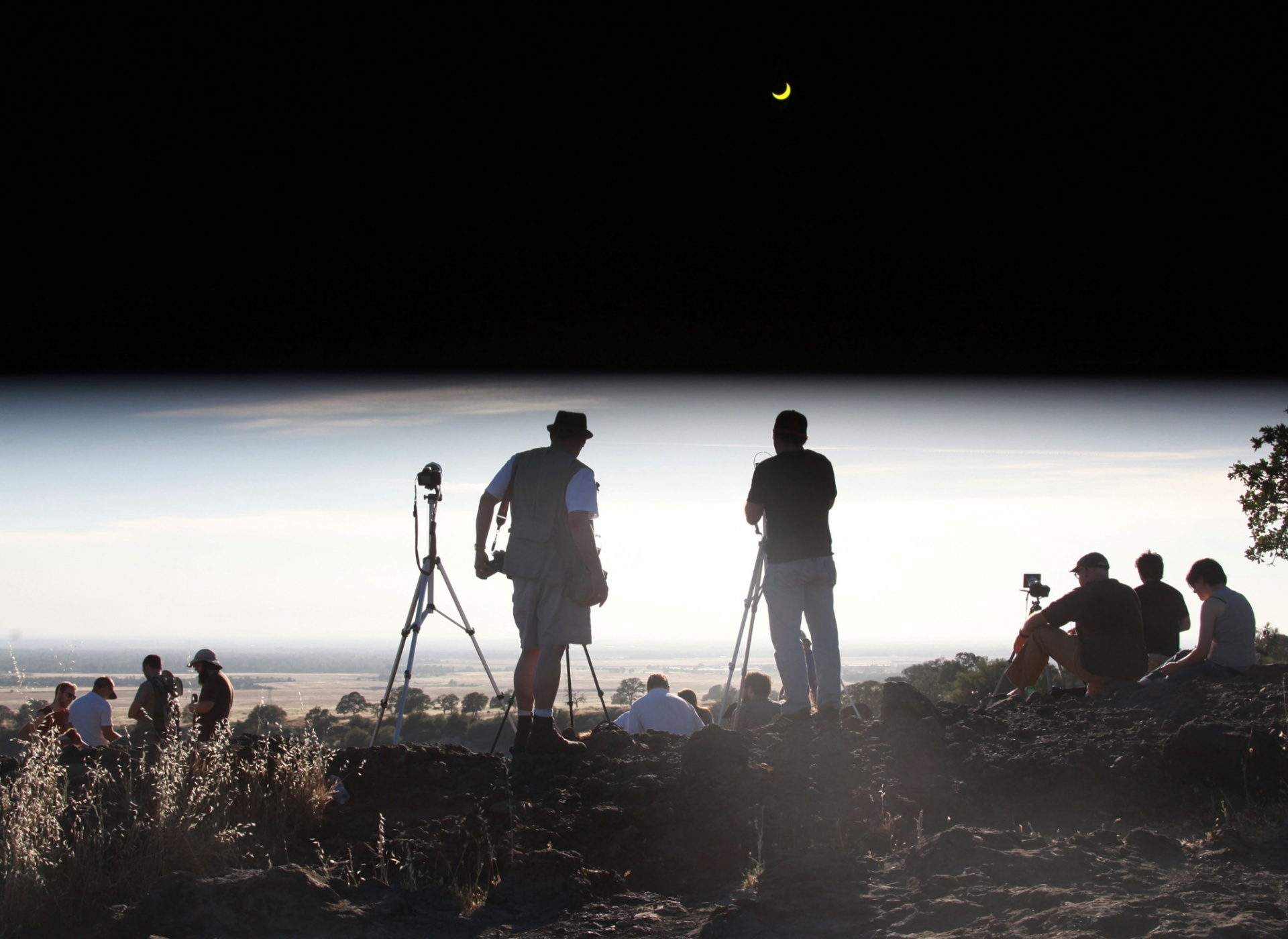 4 Destinasi Untuk Melihat Gerhana Matahari Yang Akan Datang.
