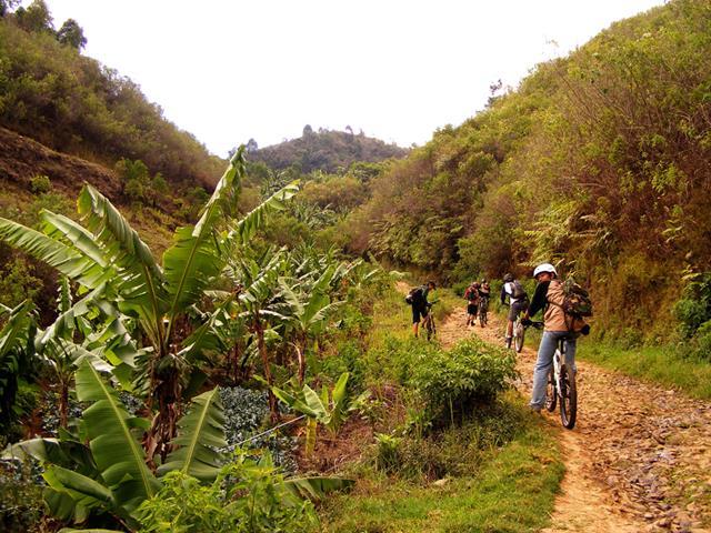 Suka off road dengan sepeda? wajib banget cobain trek Palintang!