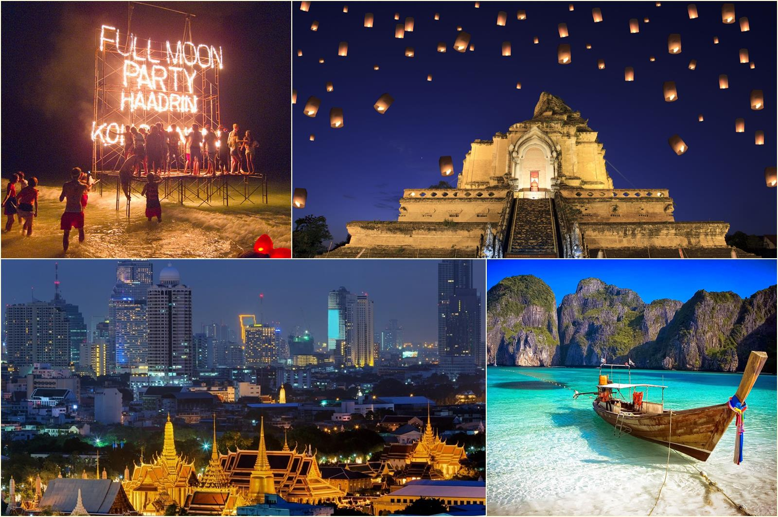 Tips Traveling Asik Di Thailand