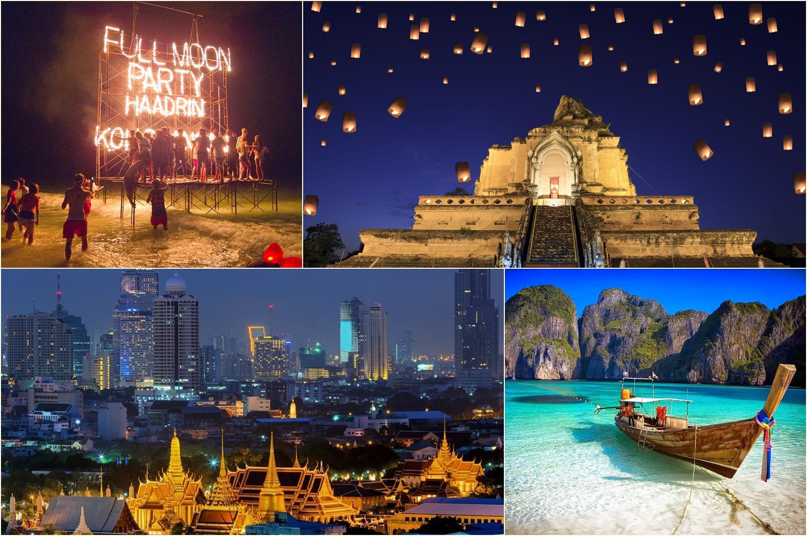 Tips Traveling Asik Di Thailand
