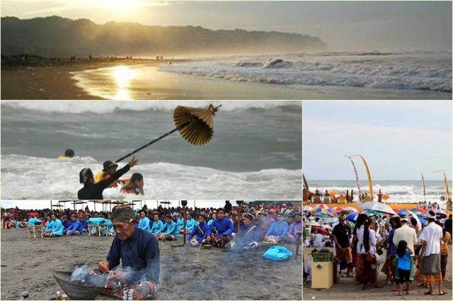 Pantai Parangkusumo Dan Legenda Penguasa Laut Kidul