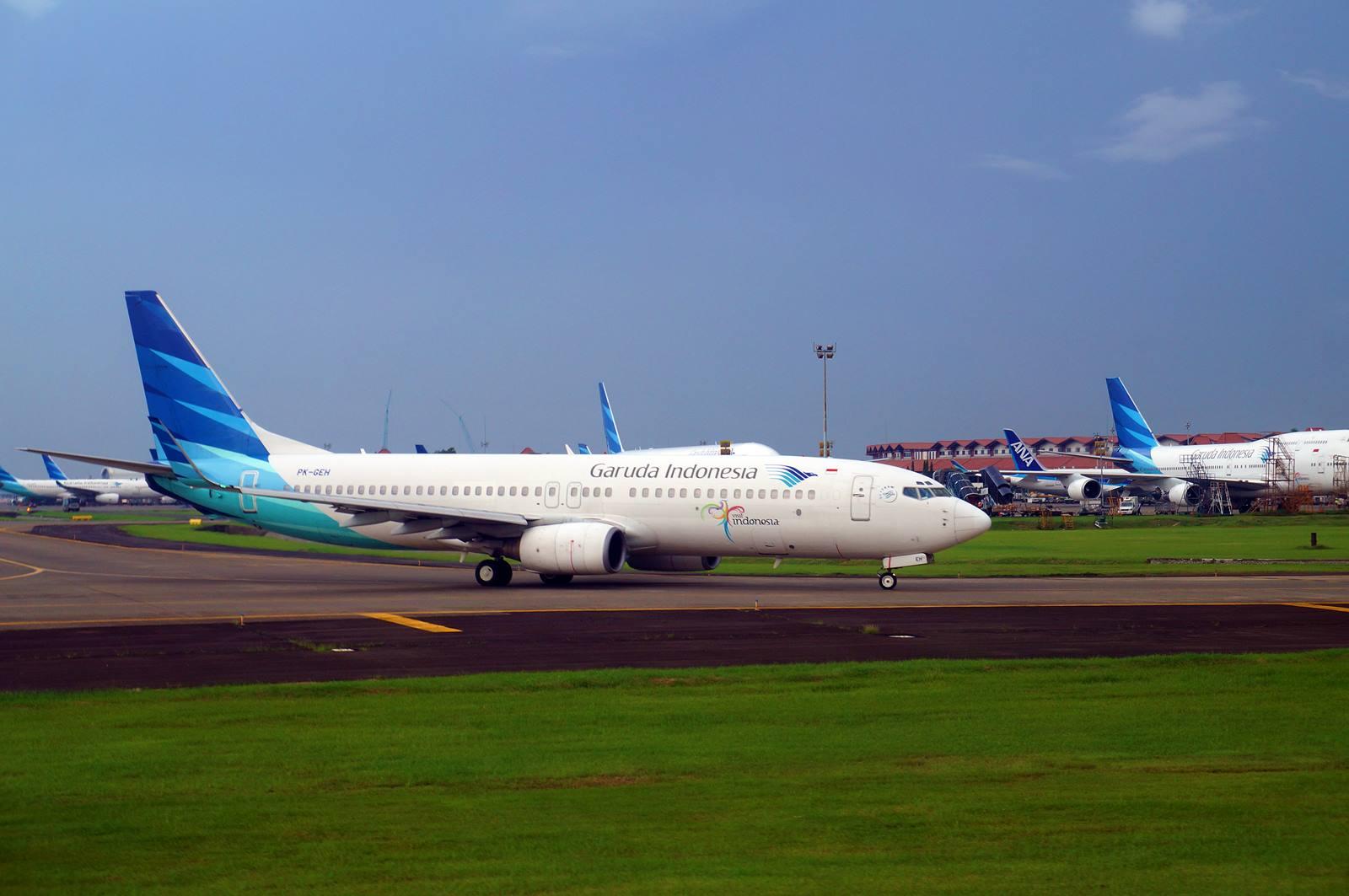 Garuda Indonesia Masuk Ke dalam 20 Maskapai terbaik di Dunia.