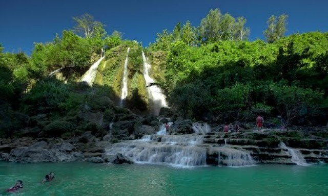 Pemandangan Alam di Air Terjun Srigethuk (source photo)
