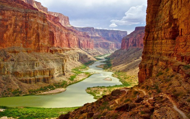 Grand Canyon di Amerika (sumber)