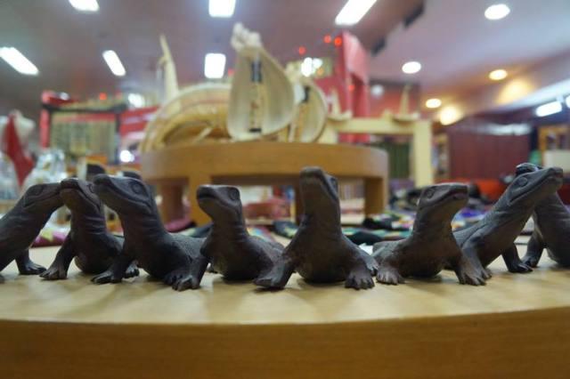 Komodo ada di Jakarta :O :O