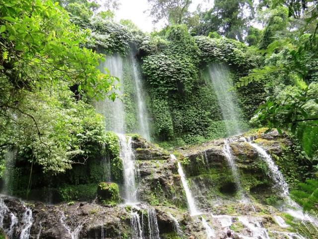 Waterfall Yarn Netting