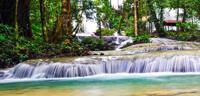 Central Sulawesi (Sulawesi Tengah) - Air Terjun Saluopa