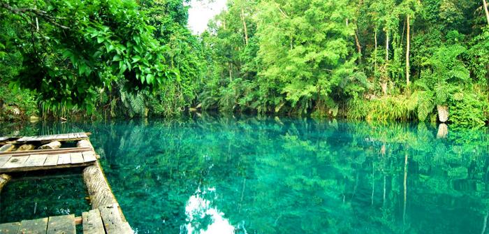 East Kalimantan (Kalimantan Timur) - Labuan Cermin