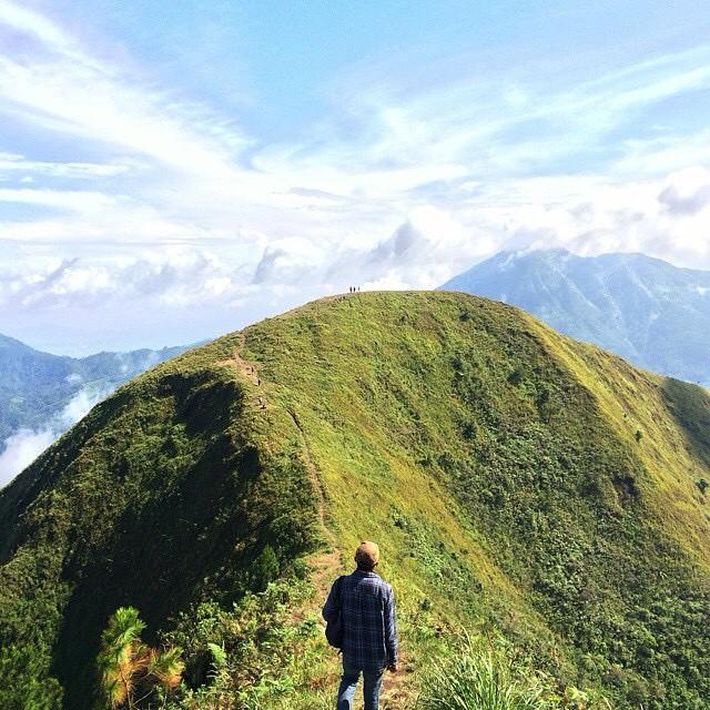 Gunung Andong, Magelang, Jawa Tengah