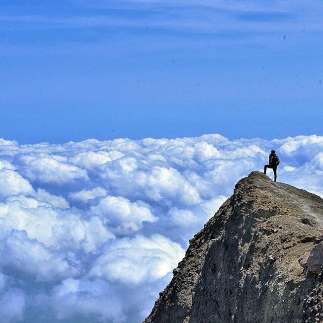 Gunung Merapi, Jawa