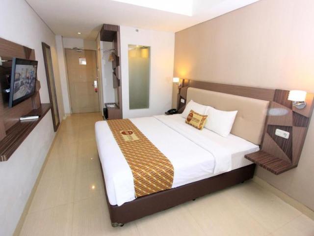 Kamar Dafam Fortuna Hotel, Malioboro Yogyakarta