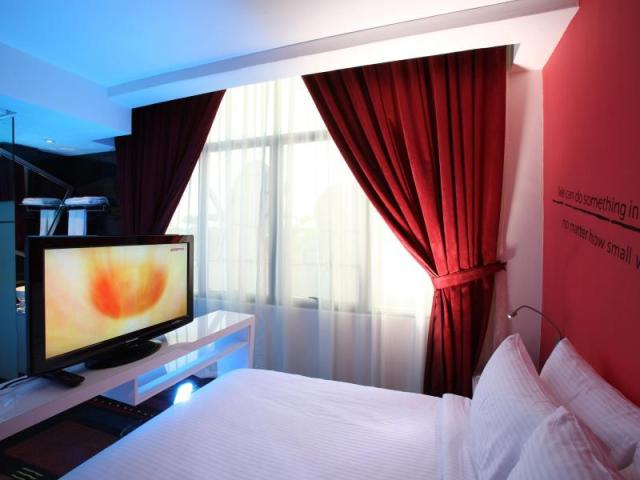 Kamar Zoom Inn Boutique Hotel