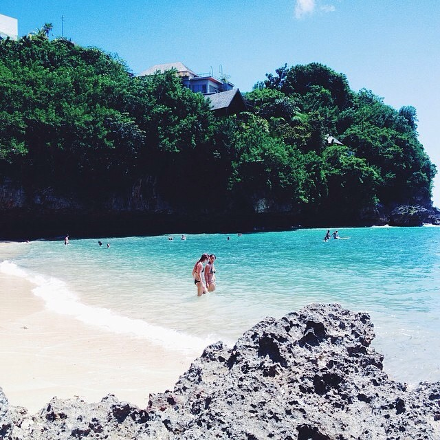 Padang-Padang Beach, Pecatu, Bali