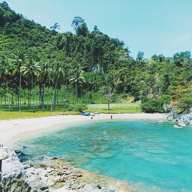 Pantai Jantang, Lhoong, Aceh Besar