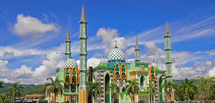 West Sulawesi (Sulawesi Barat) - Masjid Agung Mamuju