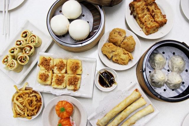Varian menu Swee Choon Tim-Sum