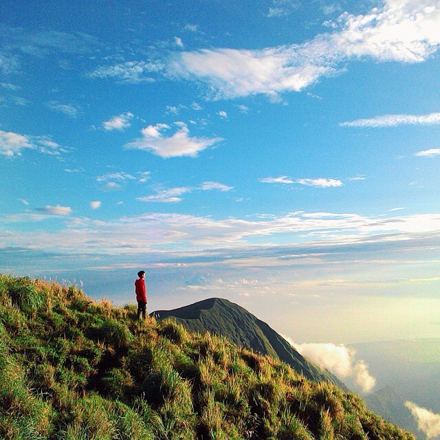Bukit Pergasingan, Lombok, Nusa Tenggara Barat