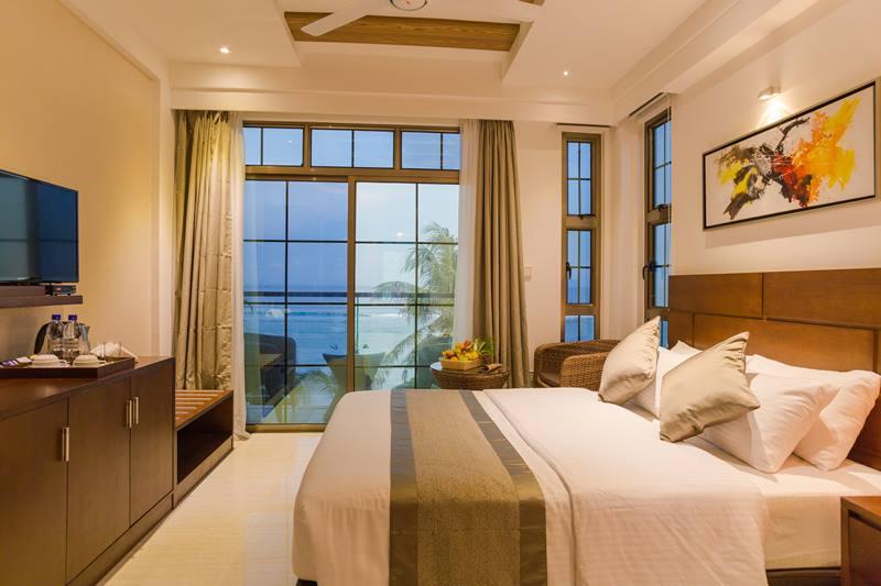 Hotel Ocean Grand Ocean View Bed