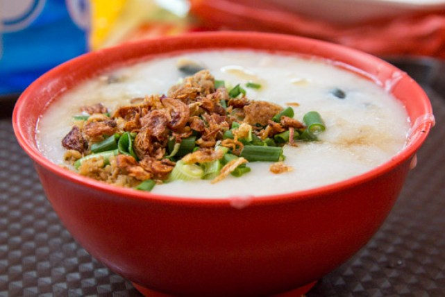 Singapore Zhen-zhen fish porridge