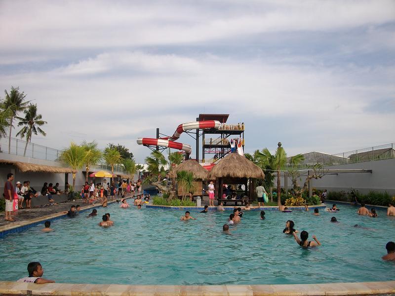 Balong Waterpark, Salah satu waterpark di Jogja untuk liburan bareng keluarga