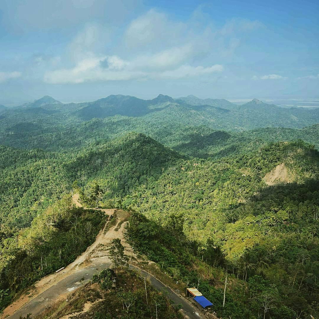 Gardu Pandang Gunung Gajah, Alternatif Desa Wisata Kalibiru