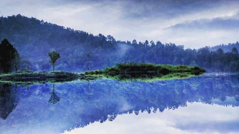 Situ Gunung Wisata Sukabumi Untuk Kalian Liburmulu Com