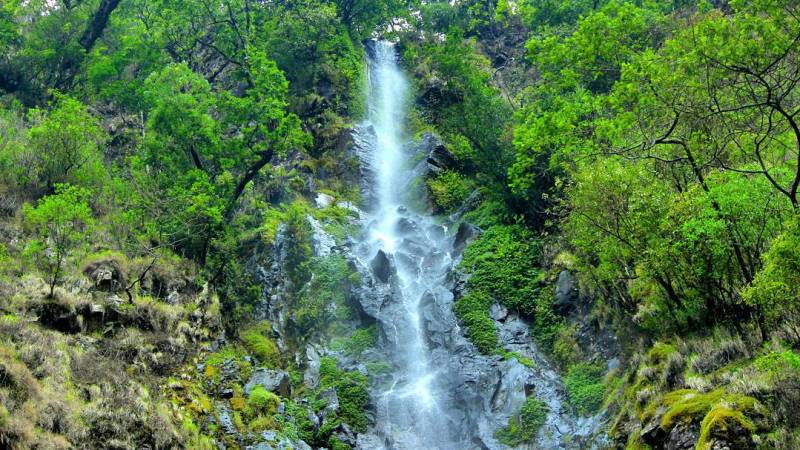 Curug Siliwangi is one of the must-have tourist attractions here