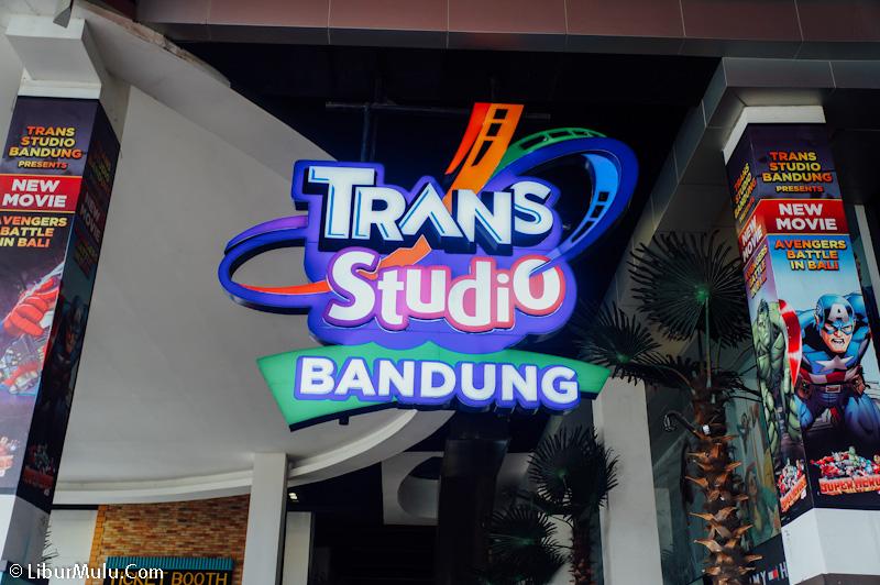 Trans Studio Bandung, Theme Park Paling Seru Di Bandung!