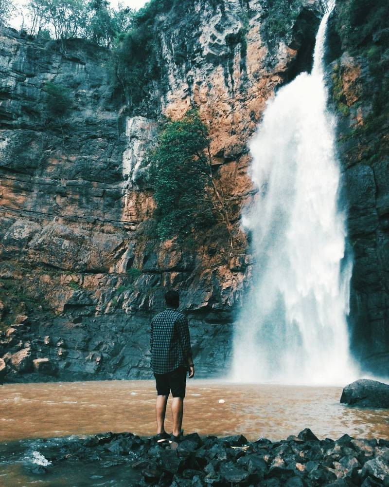 One of the Best Waterfalls in Sukabumi that cannot be You miss