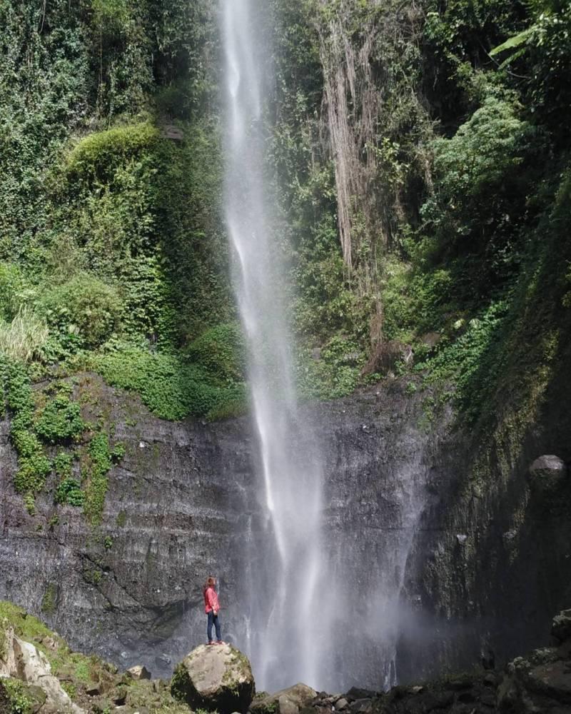 Air Terjun Kalipancur, Salatiga by IG @Soraedha