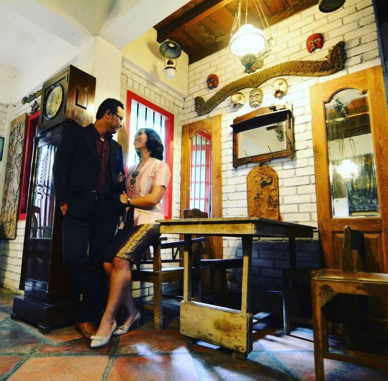 Dinner Romantis ke Cafe Loe Mien Toe Malang saja! via @chelliyani