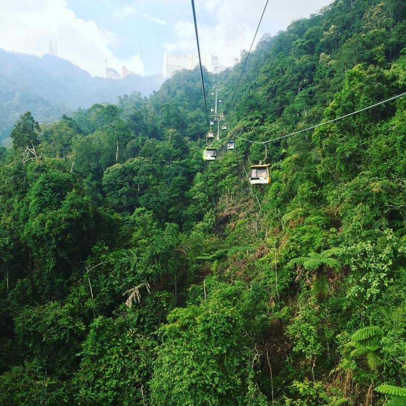 Genting Skyways, Favorite Attractions in Genting Highlands