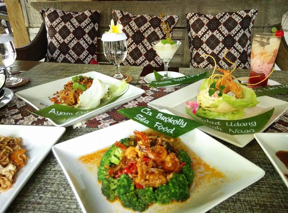 Kuliner di Malang Night Paradise