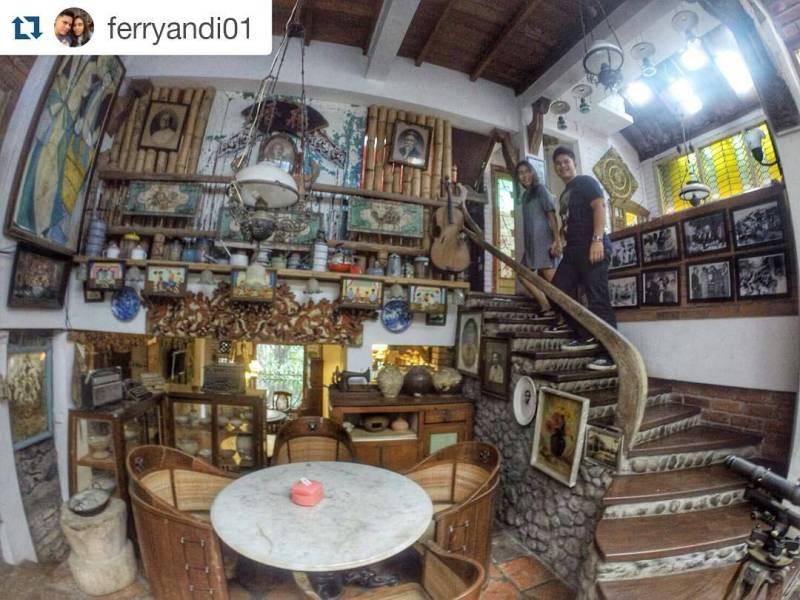 Siapa mau main ke cafe di Malang yang unik ini?