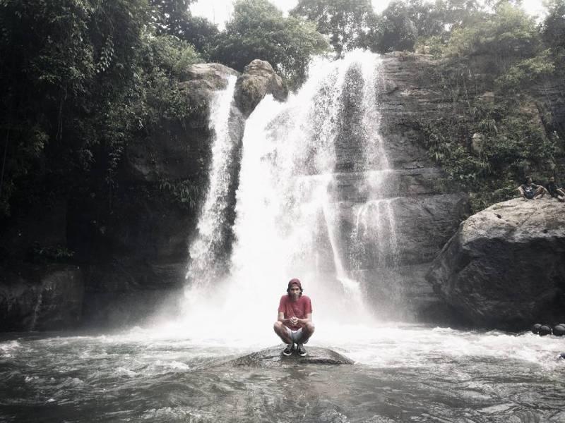 Kalau nggak berenang, bersantai saja disini! via @wildan.rawk