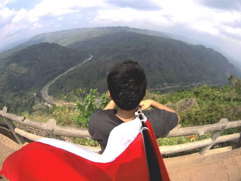 Kalian nggak mau liburan ke salah satu wisata Jogja yang kece ini via IG @henggar_idham